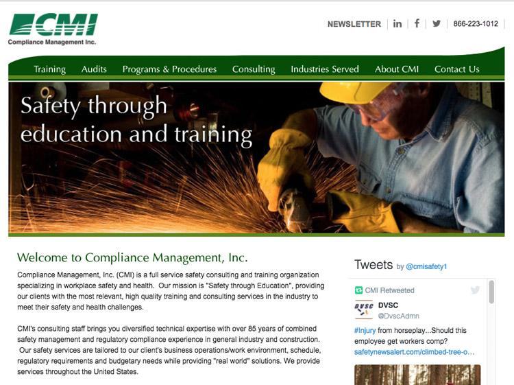 Compliance Management Inc.