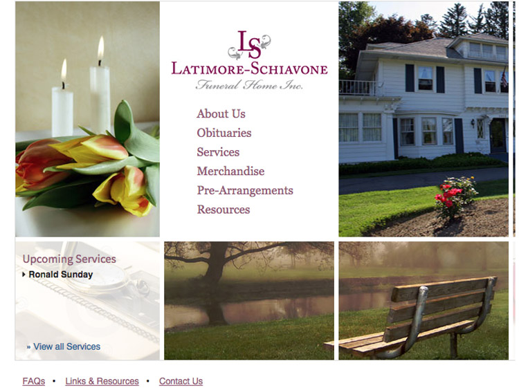 Latimore-Schiavone Funeral Home, Inc.