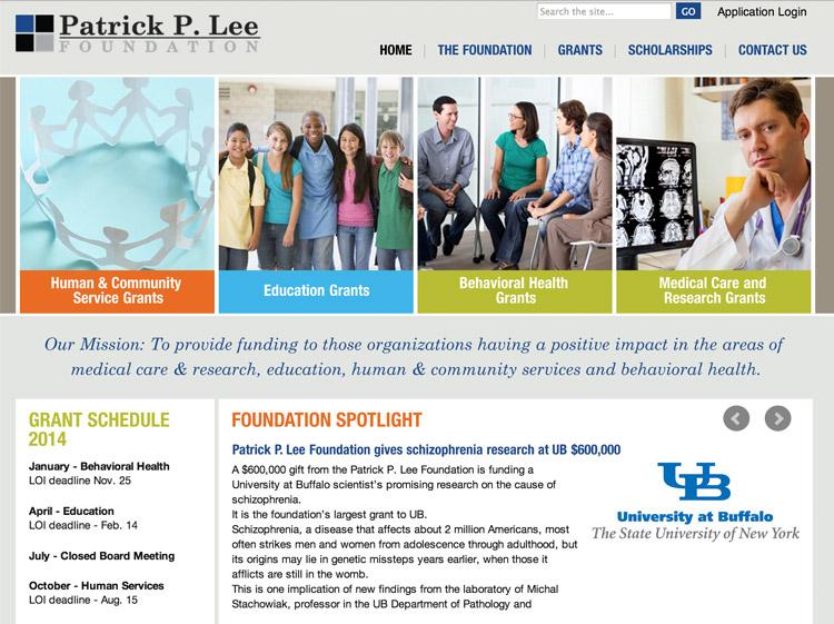Patrick P. Lee Foundation